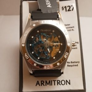 Armitron Auto Wristwatch